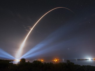File photo of an Atlas 5 rocket launch from Cape Canaveral with a U.S. Navy communications satellite in January 2015. Credit: ULA
