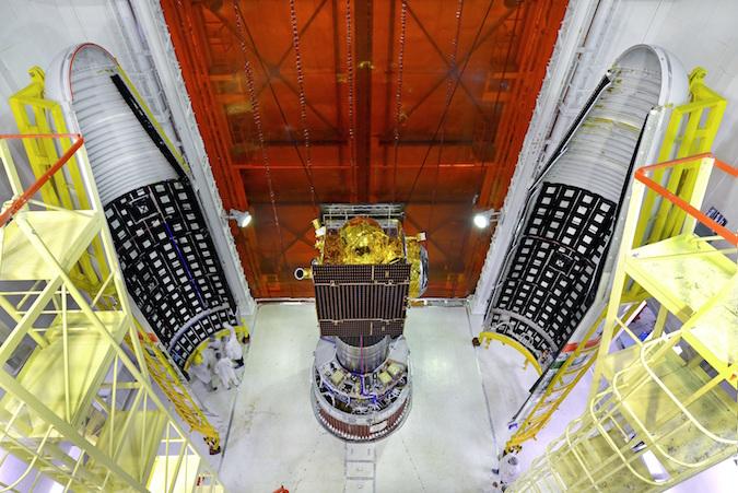 10irnss-1gspacecraftintegratedwithpslv-c