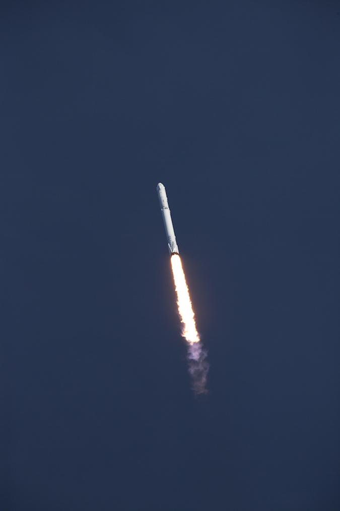Photo credit: NASA/Kim Shiflett