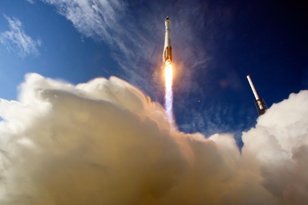 Atlas 5 launch. Photo: ULA