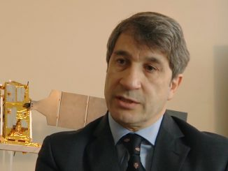 Guido Levrini, manager of the Copernicus space segment for the European Space Agency.