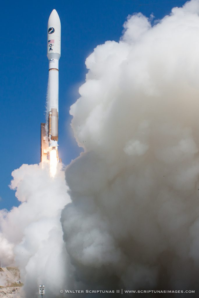 Atlas 5 launches with X-37B on May 20, 2015. Credit: Walter Scriptunas II / Scriptunas Images