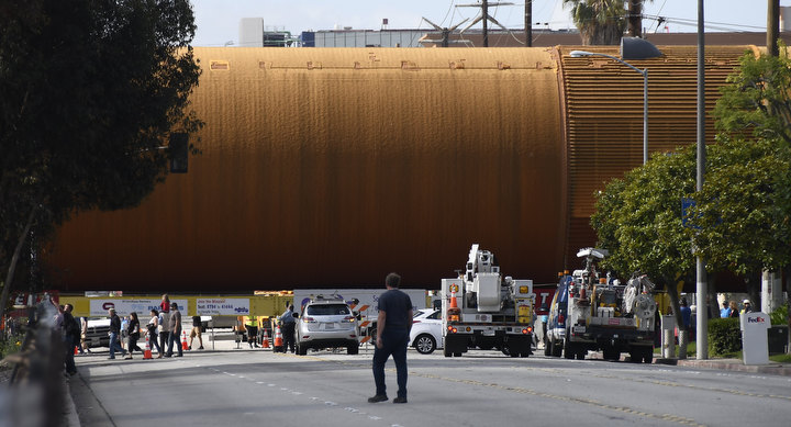 Photo by Gene Blevins/LA Daily News