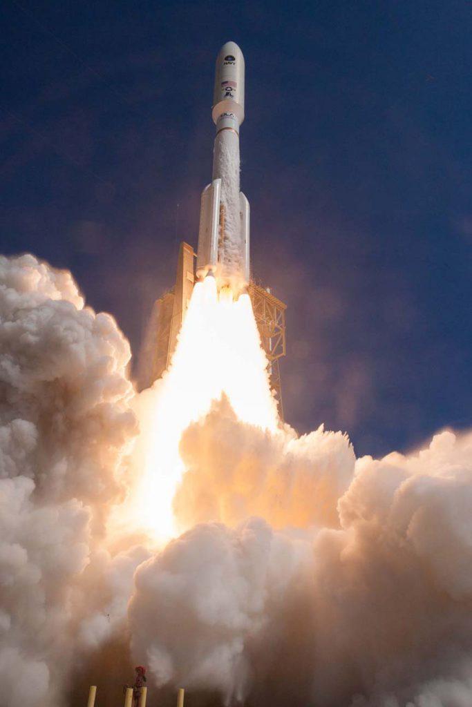 MUOS-5 Launch, Atlas V. June 23, 2016