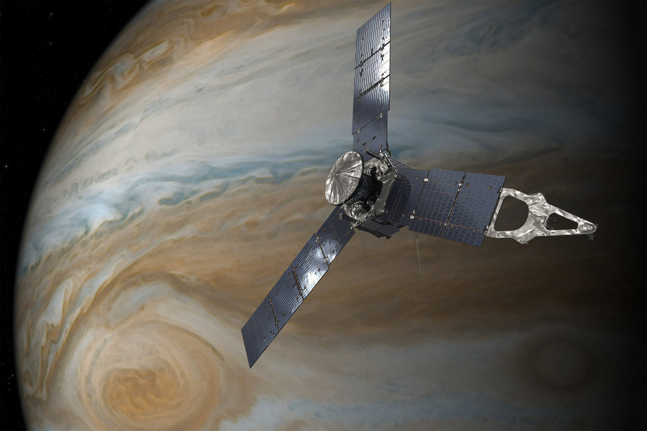spacecraft to jupiter - photo #8