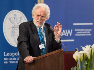 Anton Zeilinger. Credit: Austrian Academy of Sciences