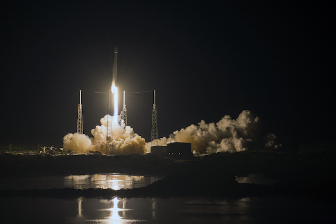 Photo credit: SpaceX