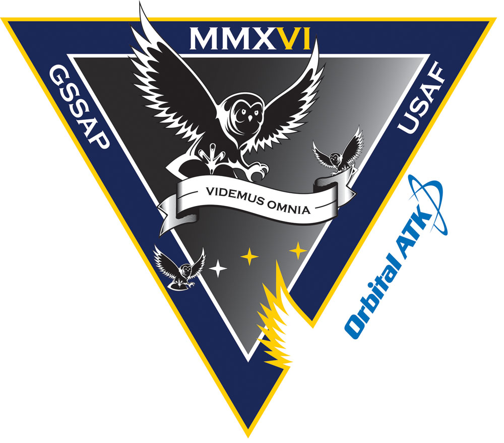 Payload fairing logo for this launch.