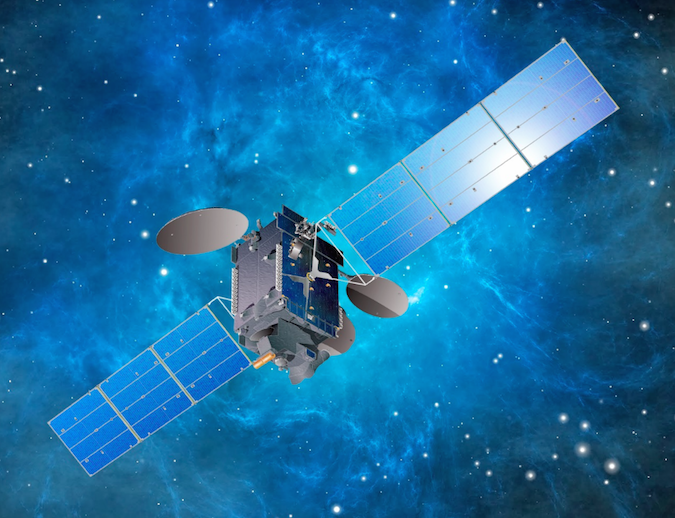 Artist's concept of the Intelsat 36 satellite. Credit: Space Systems/Loral