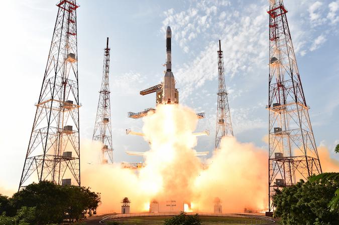Photo credit: ISRO