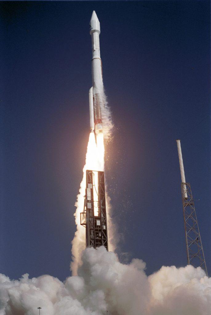 File photo of Atlas 5-411 rocket. Credit: Pat Corkery/Lockheed Martin