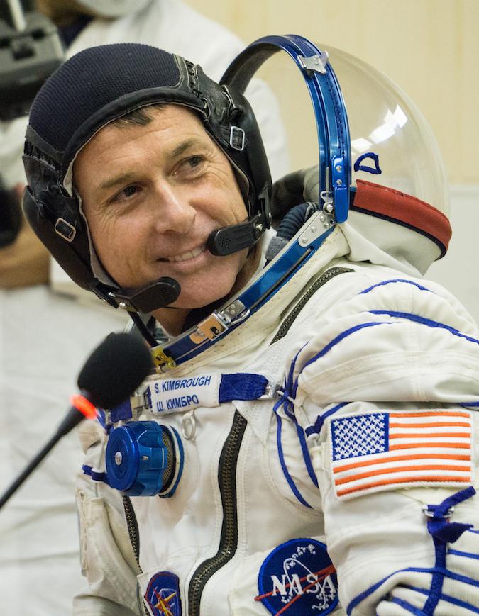 Photo credit: NASA/GCTC/Irina Peshkova