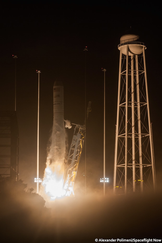 Photo credit: Alex Polimeni/Spaceflight Now