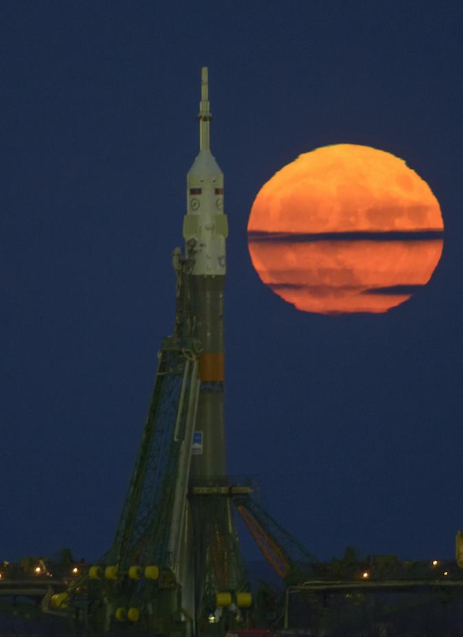 Credit: NASA/Bill Ingalls