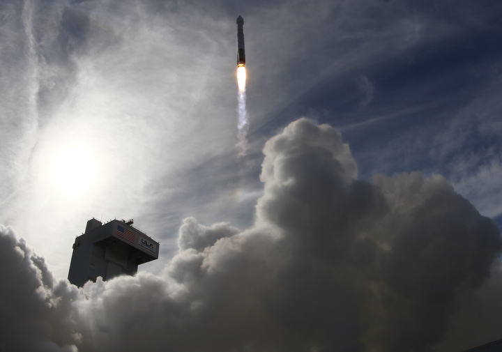 Atlas 5 Launch WV4