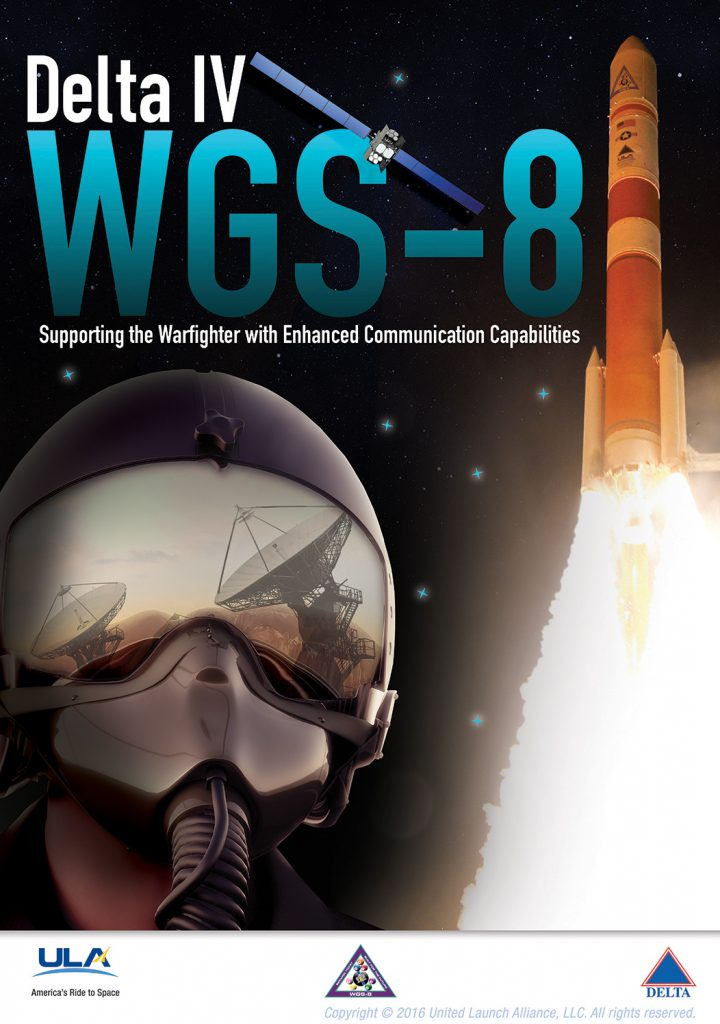 Mission poster. Credit: United Launch Alliance