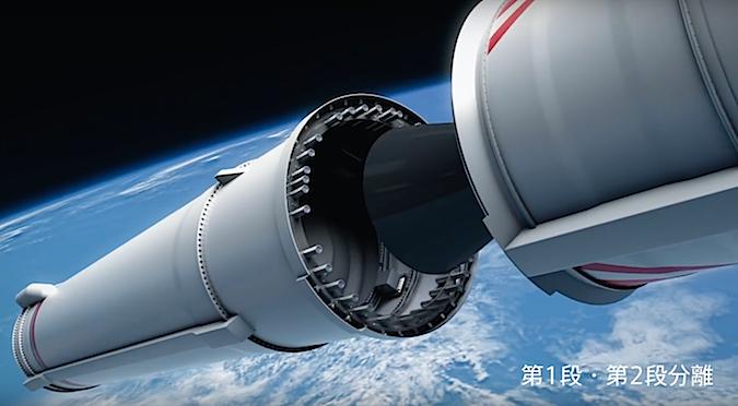 سیستم های جدایش در موشک ۲