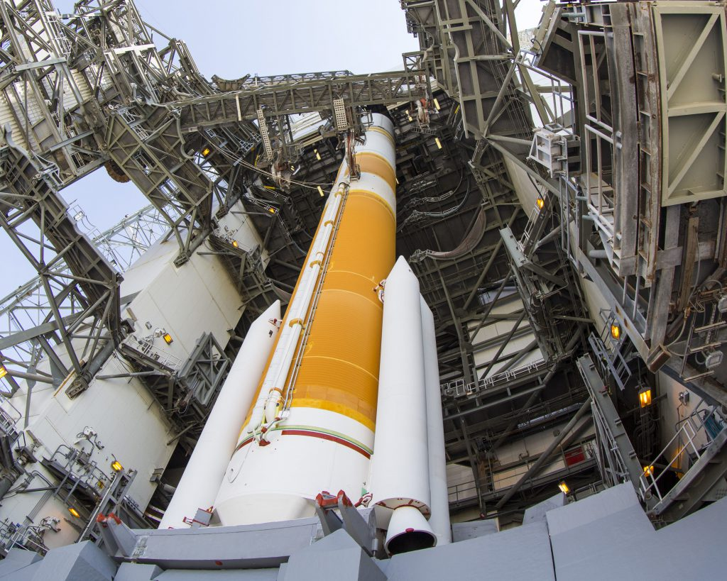 The Delta 4 will launch from Complex 37. Credit: ULA