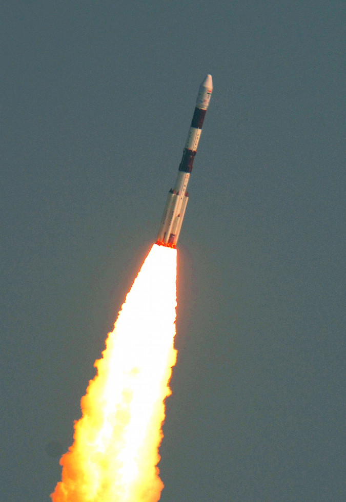 India lofts a record 104 spacecraft on a single rocket ...