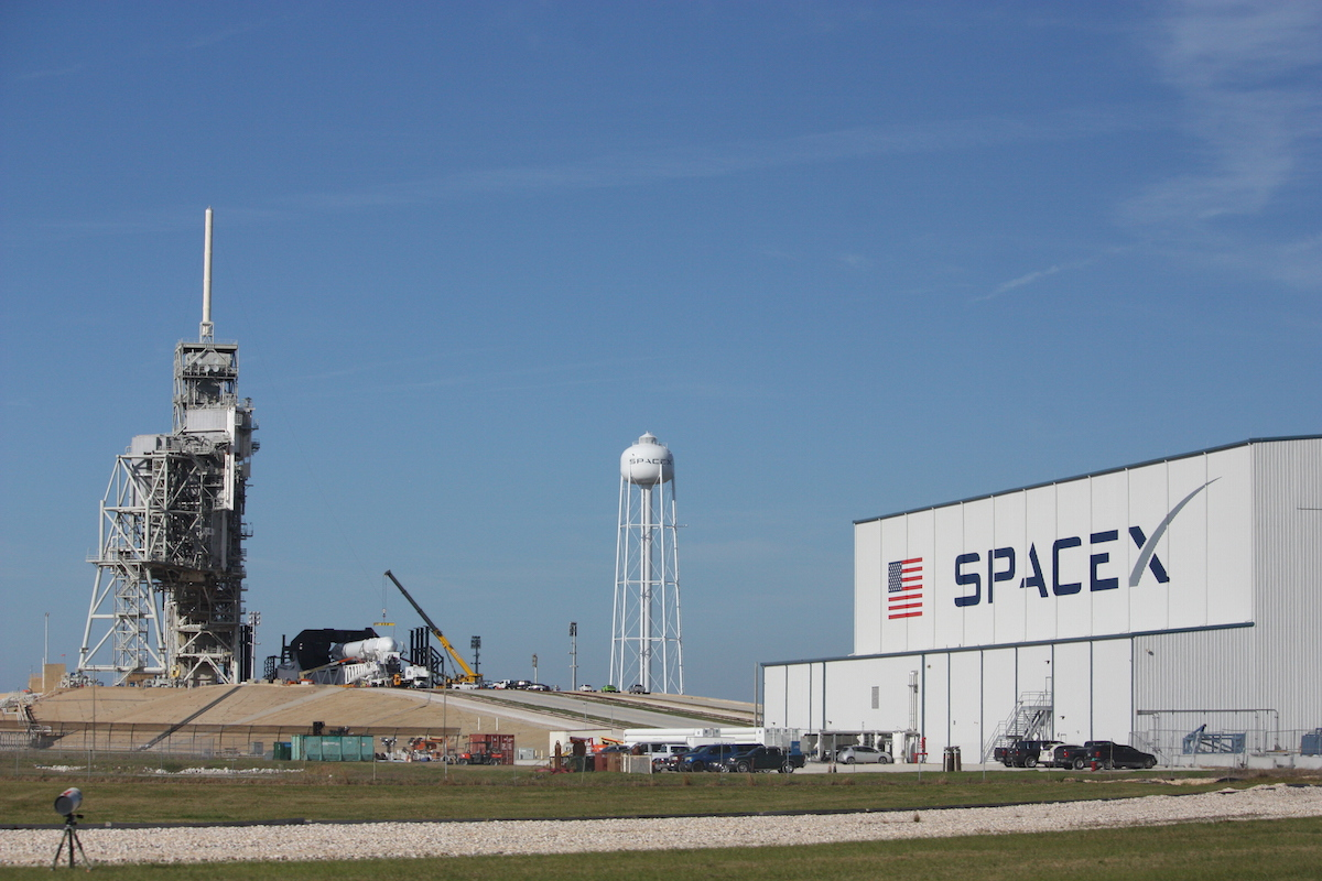 SpaceX to launch its 10th resupply mission to space station on Saturday!