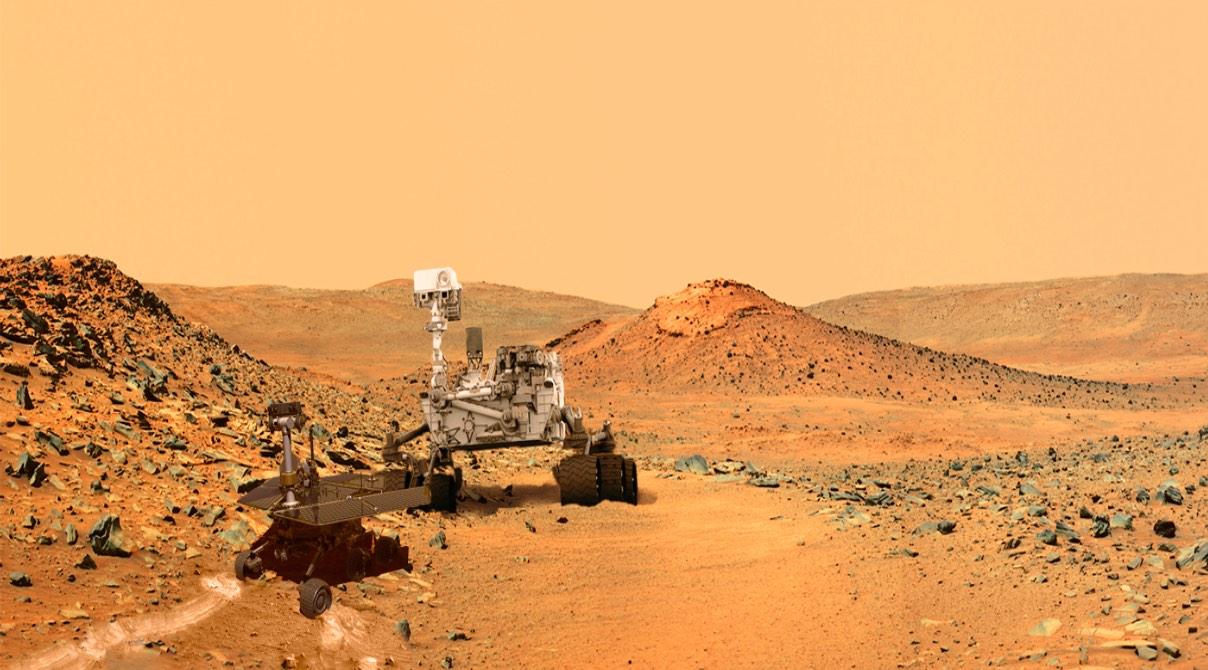 mars rover landing - 1208×670