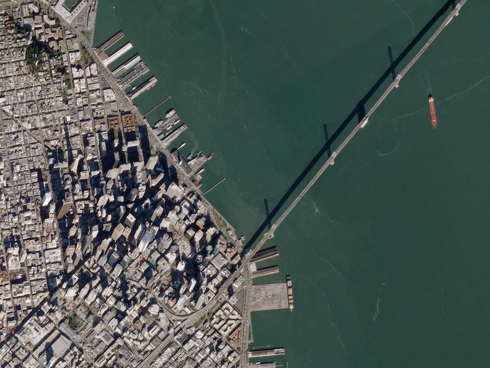 Google Sold Satellite Imaging Business Terra Bella To Planet Labs