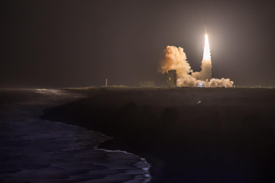 US Military Sleuth Launched To Track Satellite And Space Debris - Space track