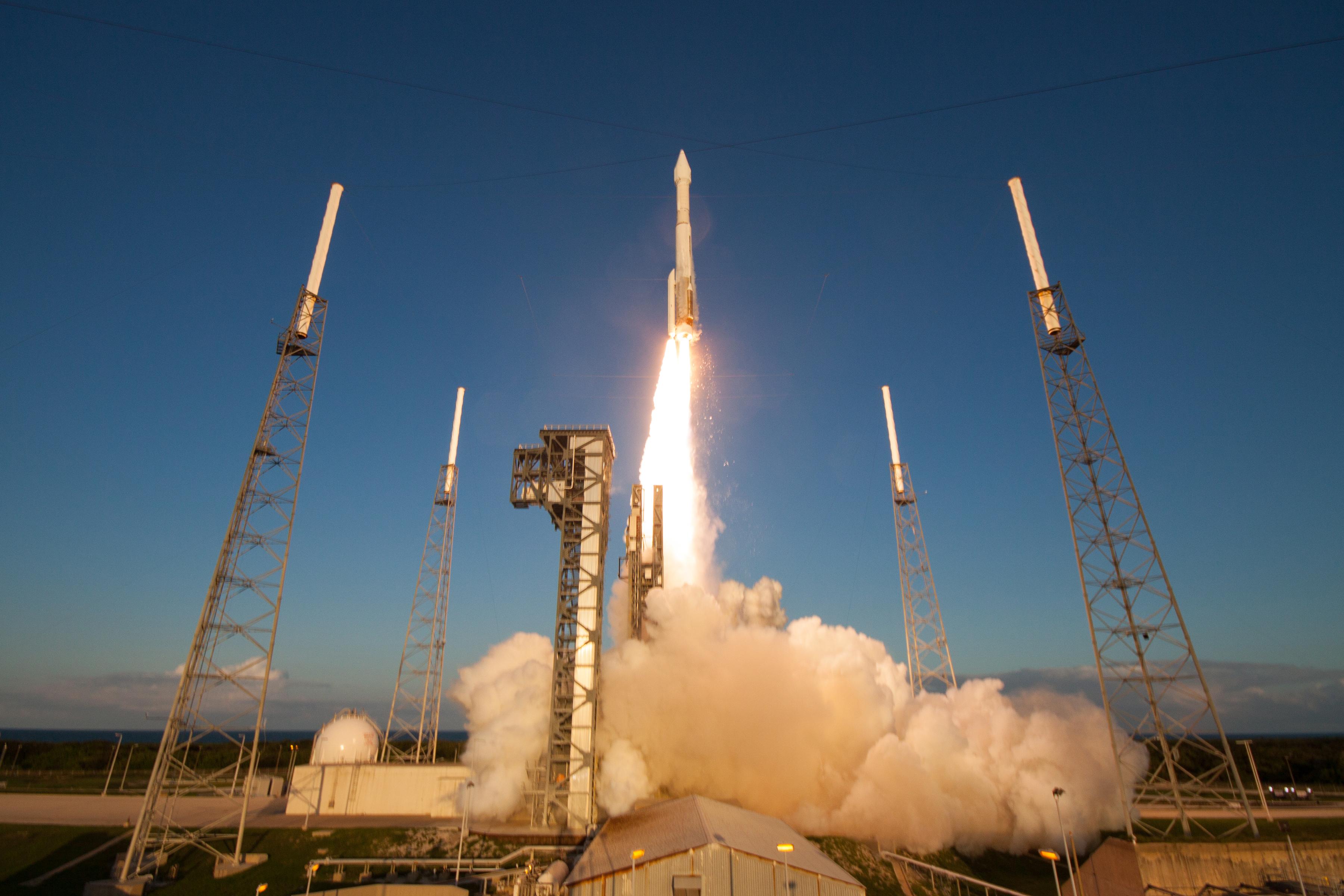 Atlas 5 Solar Orbiter Launch Timeline Spaceflight Now