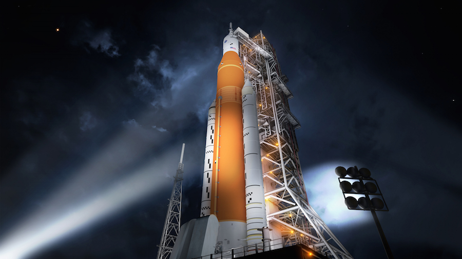 Kennedy Space Center Launch Schedule 2020 NASA expects first Space Launch System flight to slip into 2020