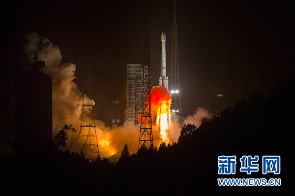 Algerian Alcomsat-1 launched successfully into orbit from China