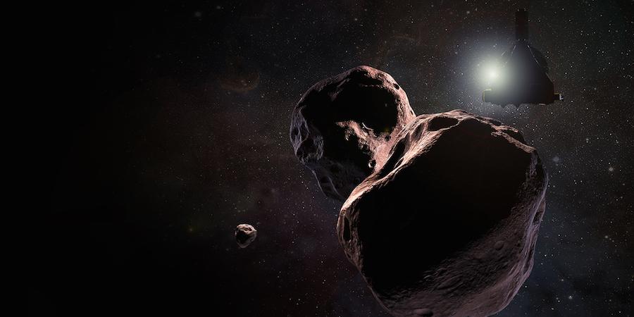 NASA nicknames New Horizons' next target Ultima Thule