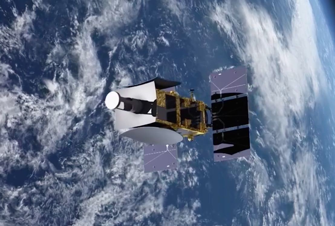Japan's Epsilon-3 rocket successfully places private NEC satellite into orbit