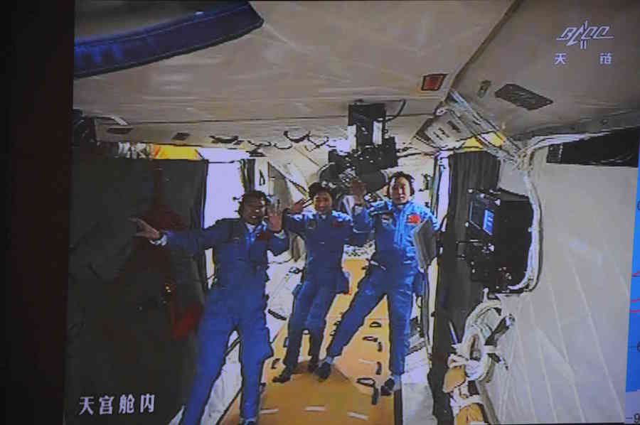 Chinese space lab burns up on re-entry over Pacific Ocean ...