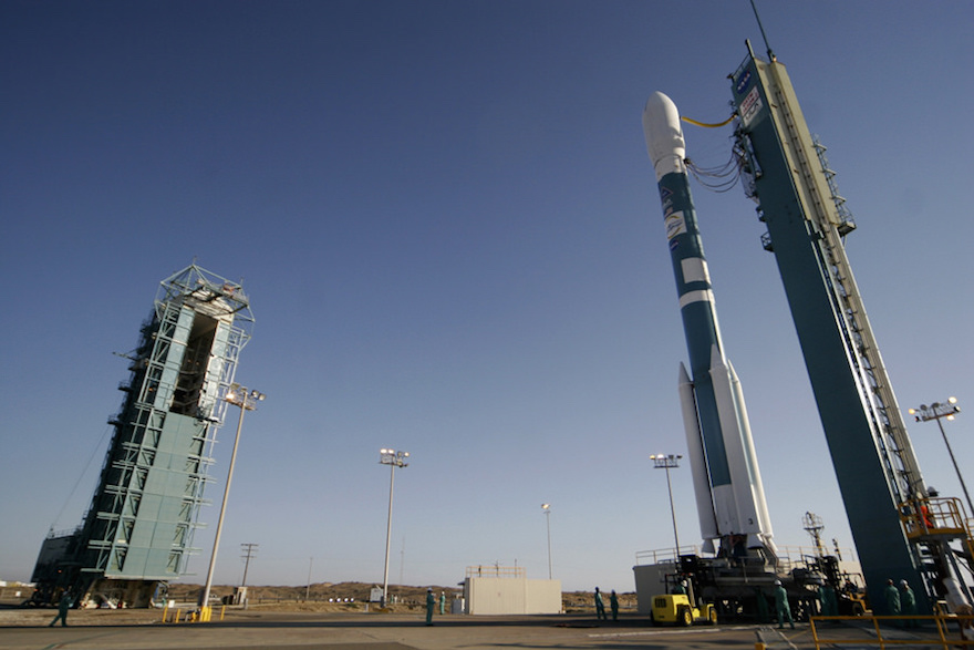 Firefly's commercial satellite launcher to use Delta 2 pad at Vandenberg