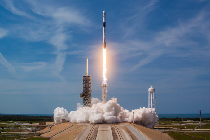 New helium tank for SpaceX crew launches still waiting to fly