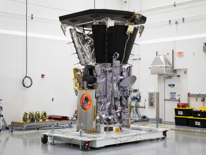 Launch Of Nasa S Parker Solar Probe Rescheduled For Aug 6
