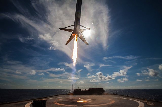SpaceX set to re-fly first Falcon 9 Block 5 booster ...