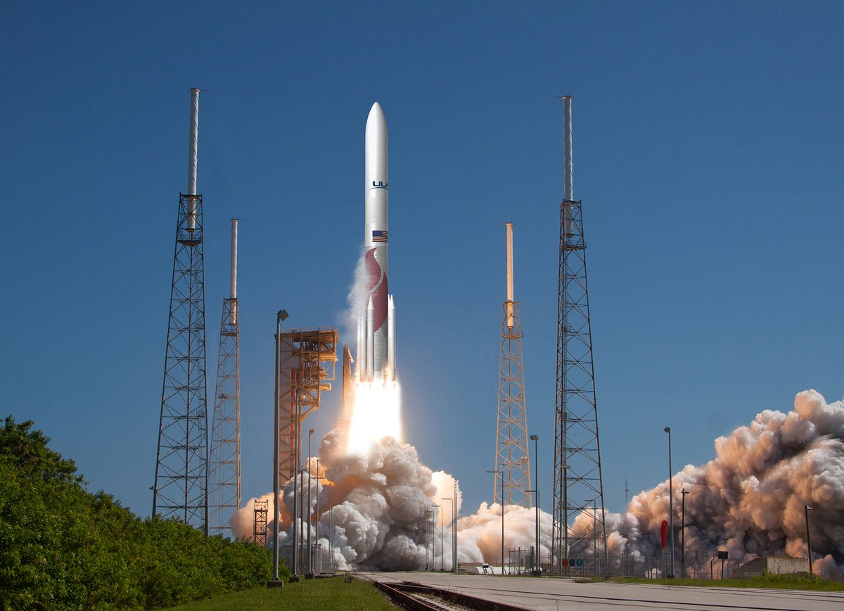 ULA, SpaceX win landmark multibillion-dollar launch agreements with Pentagon