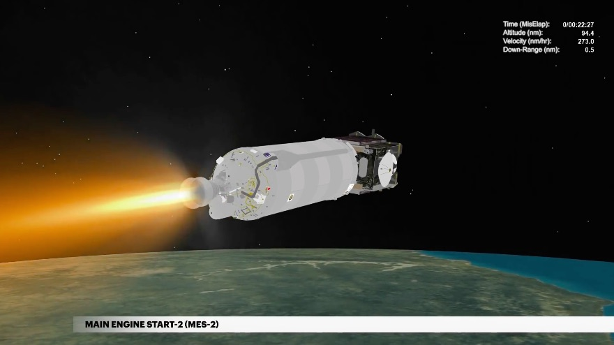 Launch timeline for Atlas 5's AEHF 4 mission – Spaceflight Now
