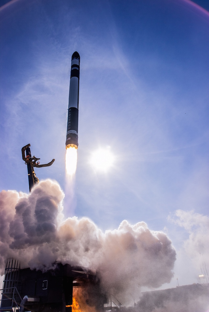 Rocket Lab delivers seven payloads to orbit, plans next launch in December