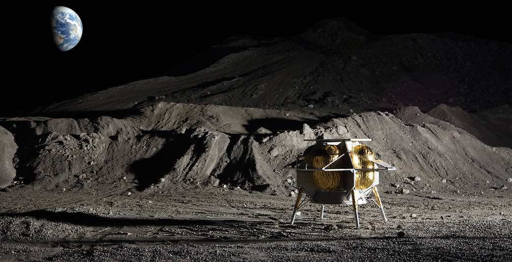 NASA to soon announce winner of first commercial lunar lander competition