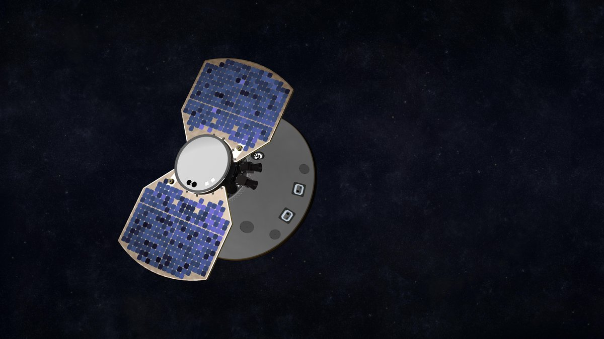 Insight Tweaks Trajectory To Home In On Mars Landing Site Spaceflight Now