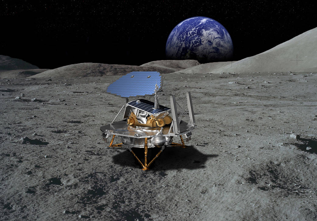 NASA picks nine companies to compete for commercial lunar ...