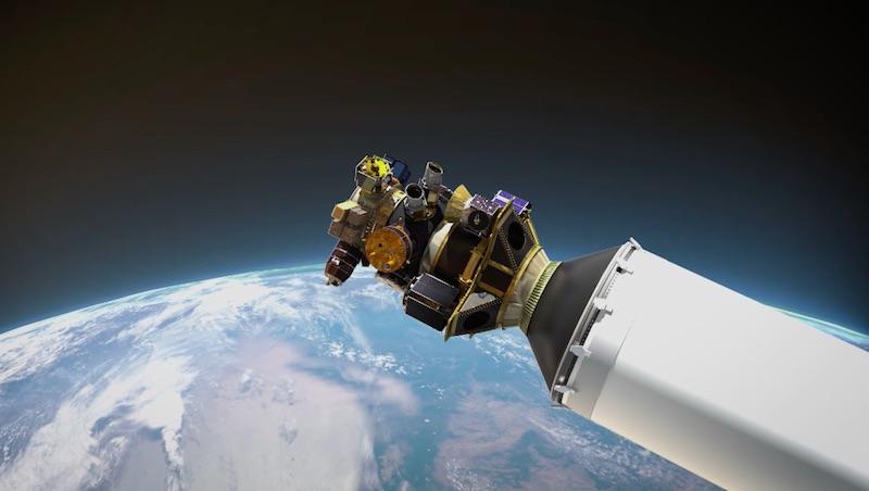 Spacex Postpones Rideshare Launch From California