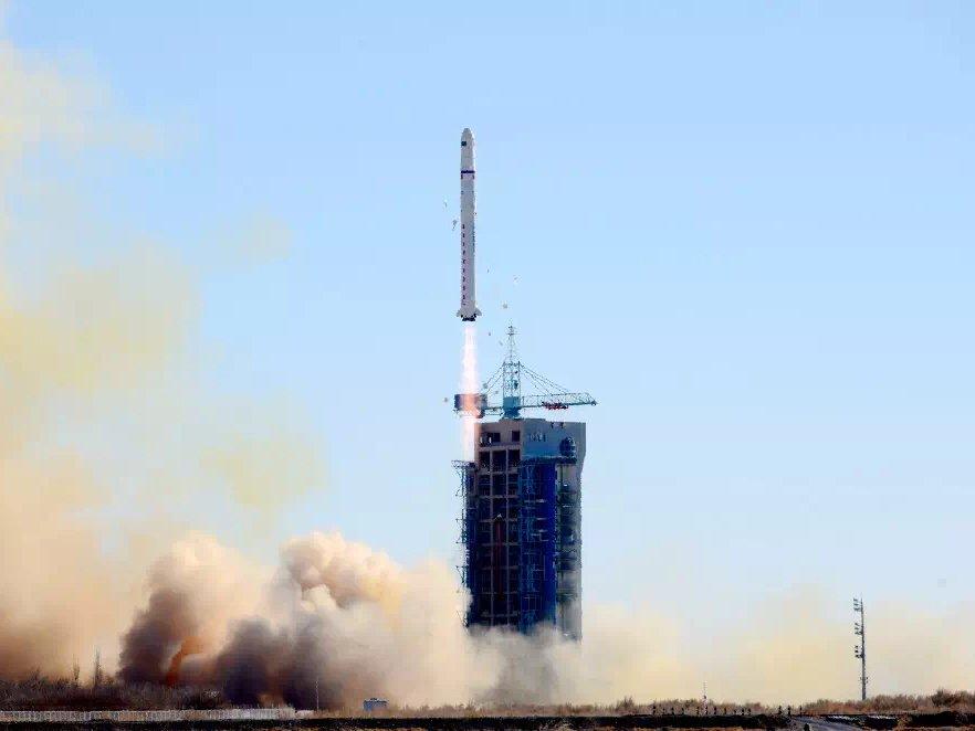China Launches Satellites For Saudi Arabia Spaceflight Now