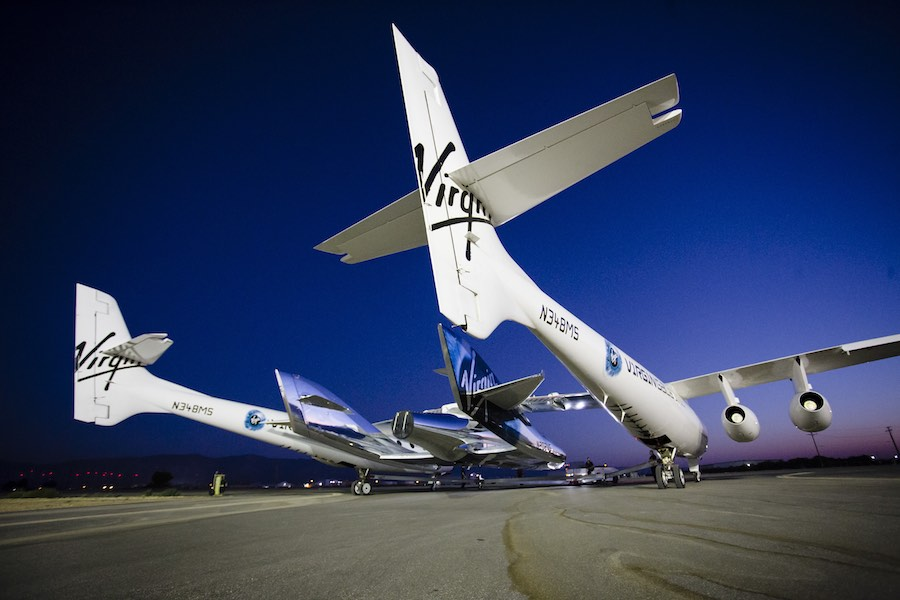 Virgin Galactic accomplishes milestone test flight to the edge of space