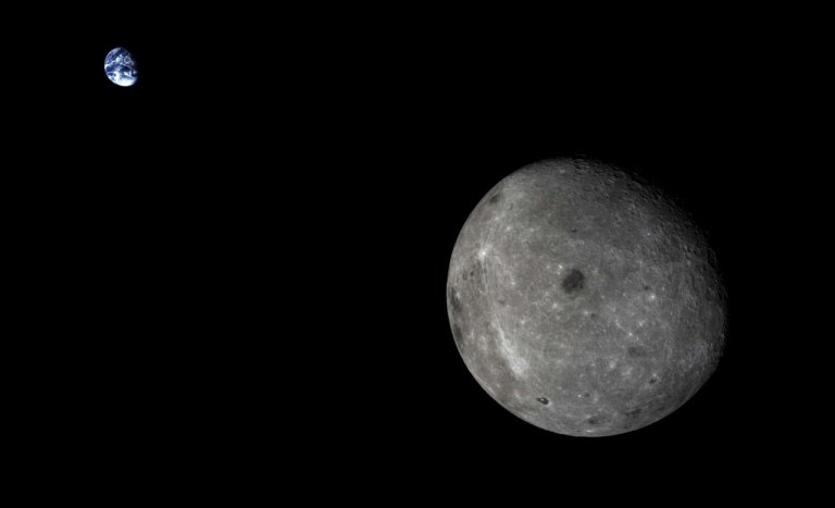 China Tuin Hengelo : China launches historic mission to land on far side of the moon