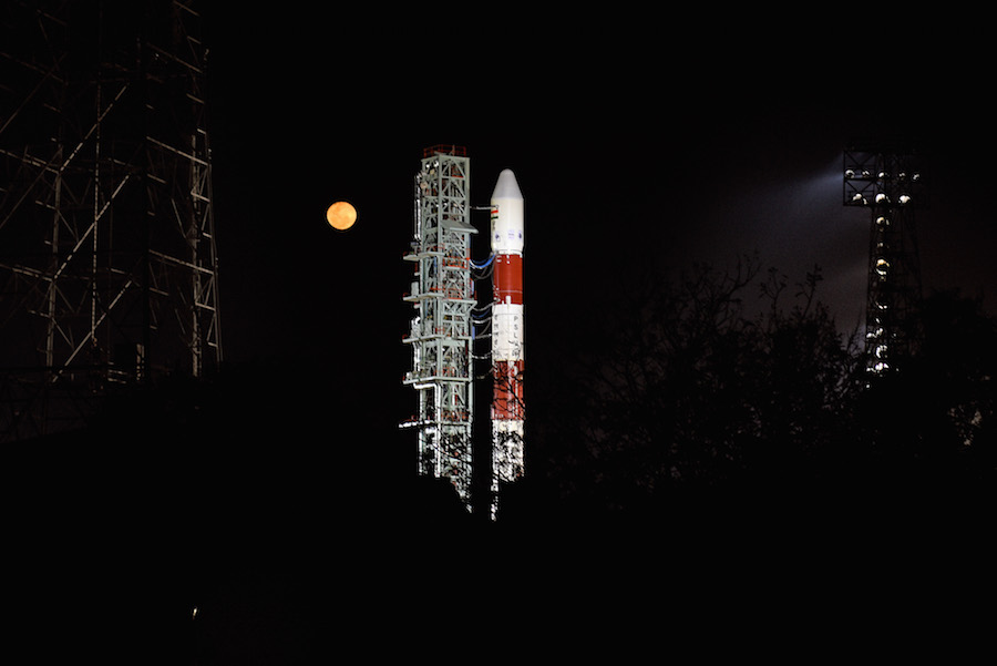 Watch live: India readies new version of workhorse PSLV for flight