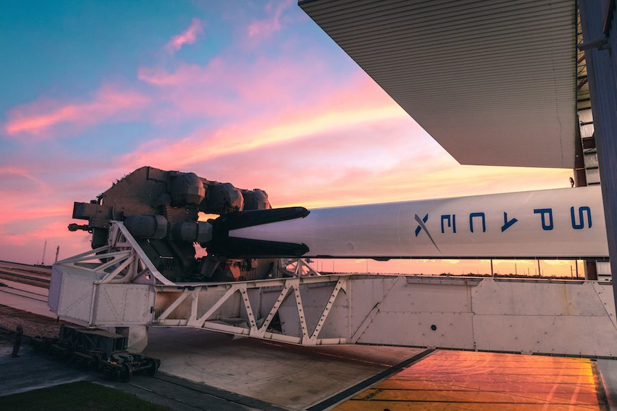 SpaceX plans Falcon 9 launch Thursday from Kennedy Space Center