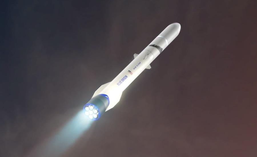 Telesat taps Blue Origin to launch broadband satellite fleet